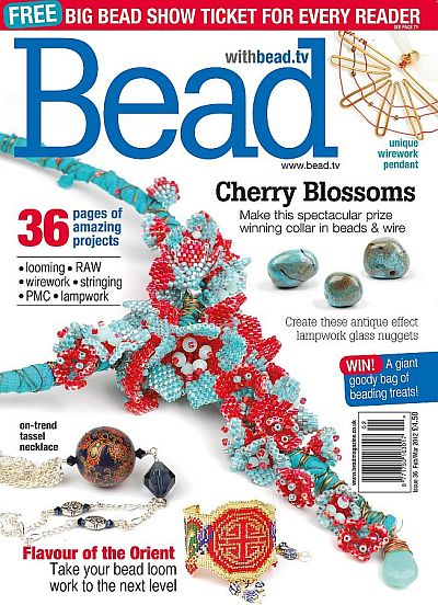 BEAD Magazine UK