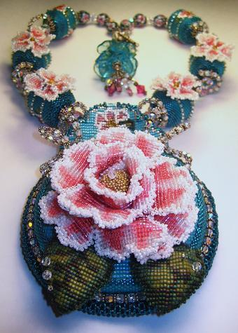 Beaded Multiplicity Necklace