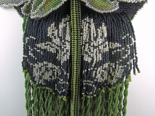 Filet Crochet Pattern Fringe