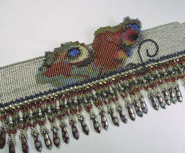 Double Extended Pattern Cuff