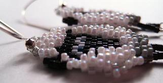 Showing Depth of the beading